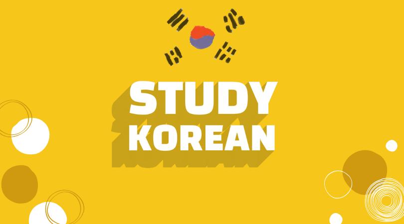 Học văn bằng 2 tiếng Hàn năm 2019