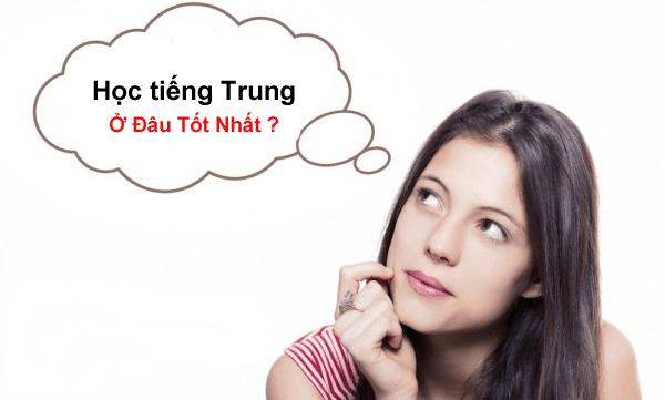 Học văn bằng 2 tiếng Trung ở đâu uy tín?