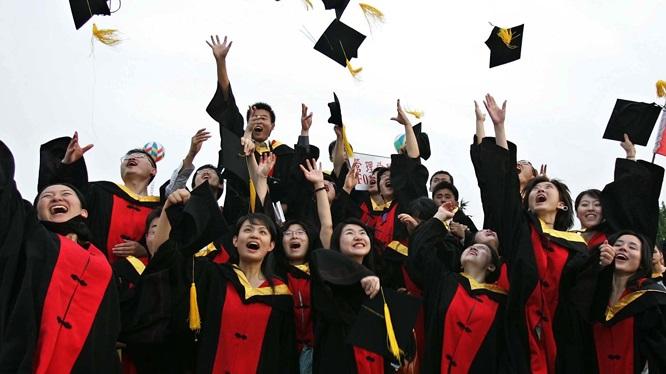 cao đẳng tiếng Trung