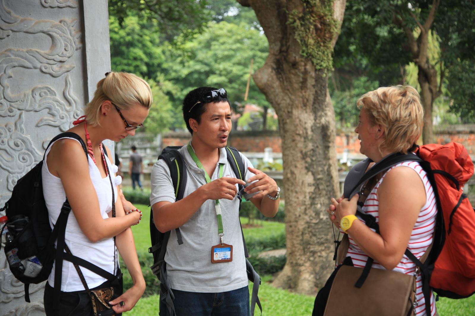 """Trung Quốc là thị trường du lịch """"béo bở"""" cho ngành hướng dẫn"""