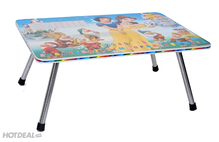Chiếc bàn học mini giúp bạn dễ dàng học tập và di chuyển