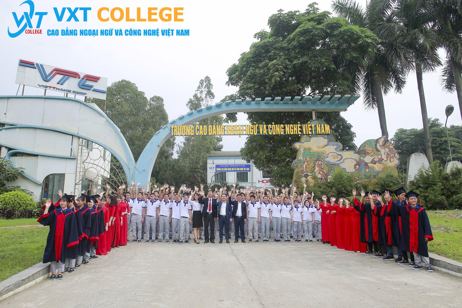 Hãy học văn bằng 2 tiếng Trung tại Cao đẳng Ngoại Ngữ và Công Nghệ Việt Nam