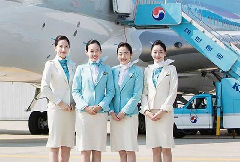 Trở thành tiếp viên hàng không tiếng Hàn