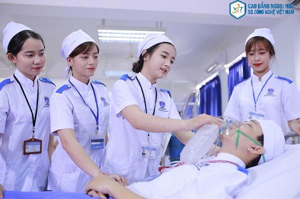 Cơ hội việc làm điều dưỡng