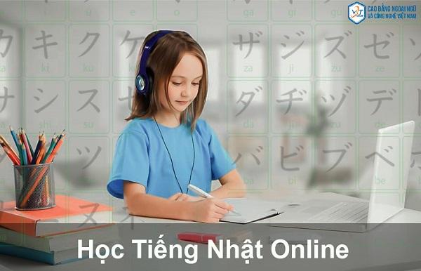 Học tiếng Nhật cho người mới bắt đầu