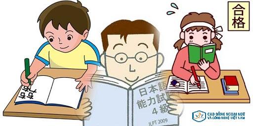 học tiếng Nhật cơ bản
