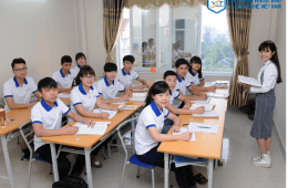 Lớp học tiếng Nhật thì nên khoảng bao nhiêu học viên là hợp lý?