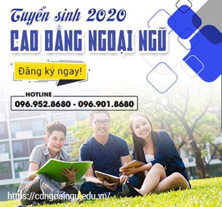 Cao đẳng ngoại ngữ