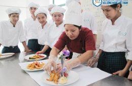 Bật mí những trường dạy nấu ăn chất lượng tại Hà Nội