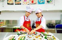 Dạy nghề nấu ăn thì học ở trường nào chất lượng?