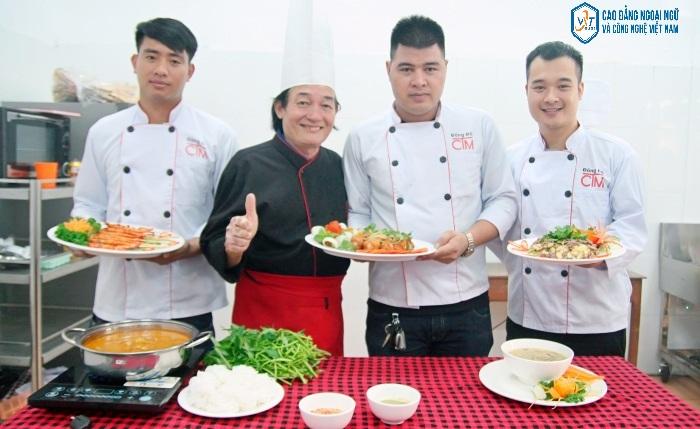 ngành nấu ăn