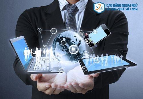 tìm hiểu về công nghệ thông tin
