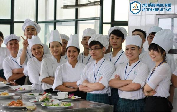 trung tâm dạy nấu ăn