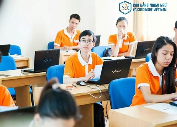trường có ngành công nghệ thông tin