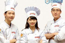 Học đầu bếp cần những tố chất gì để dễ dàng thành công