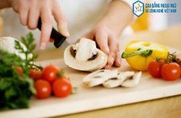 ngành chế biến món ăn ra trường làm những công việc gì?