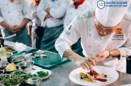 Trung cấp nấu ăn – Nhanh ra trường và dễ dàng kiếm việc làm