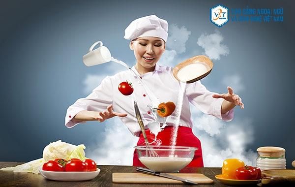 trung cấp nấu ăn