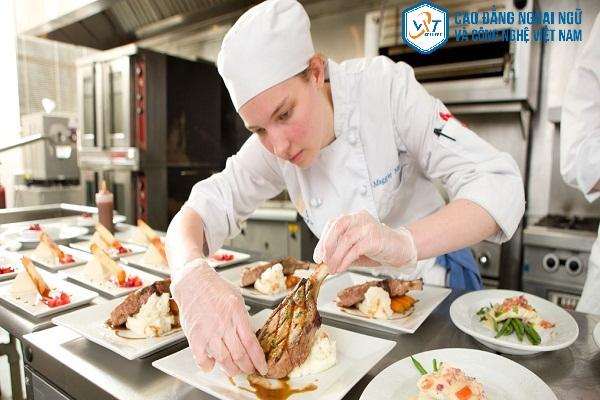Trường dạy nghề nấu ăn hàng đầu tại Hà Nội